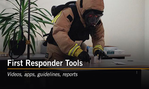 First Responder Tools